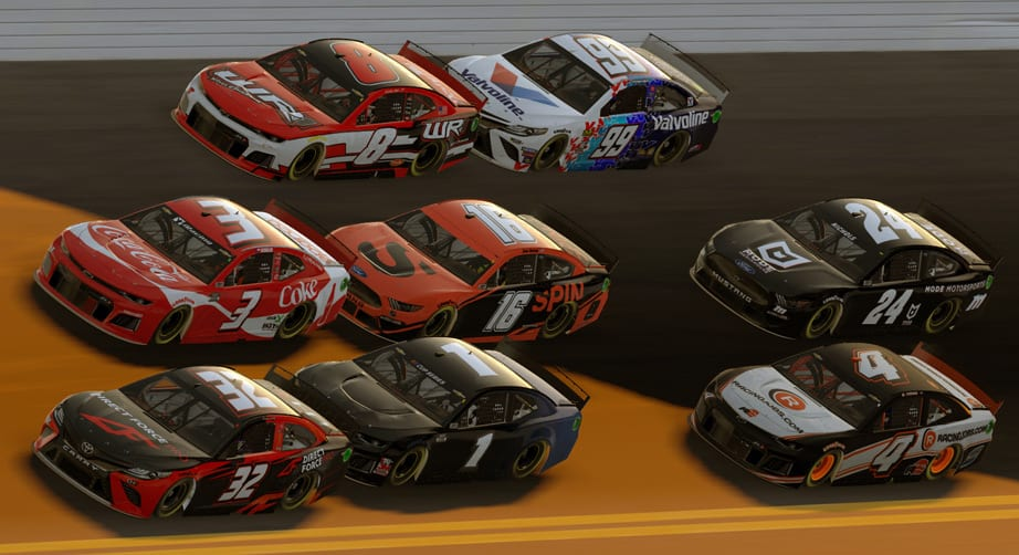 Brave new world: iRacing drivers nearing the next frontier – NASCAR