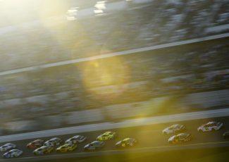 Daytona 500 crash: Watch the big wreck that collected half the field in 2020 NASCAR season-opener – Sporting News