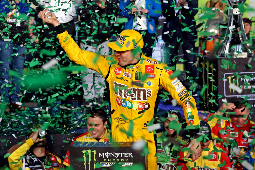 From beach trips to the Super Bowl, here's what 12 NASCAR drivers did in their offseasons – Overwatch Wire