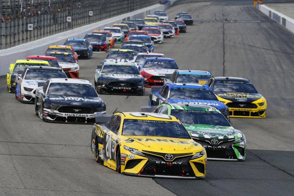 Jones expecting 'crazy year ahead' in NASCAR driver market – RACER