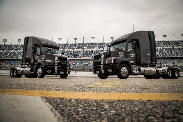 Mack re-ups with NASCAR – Truck News