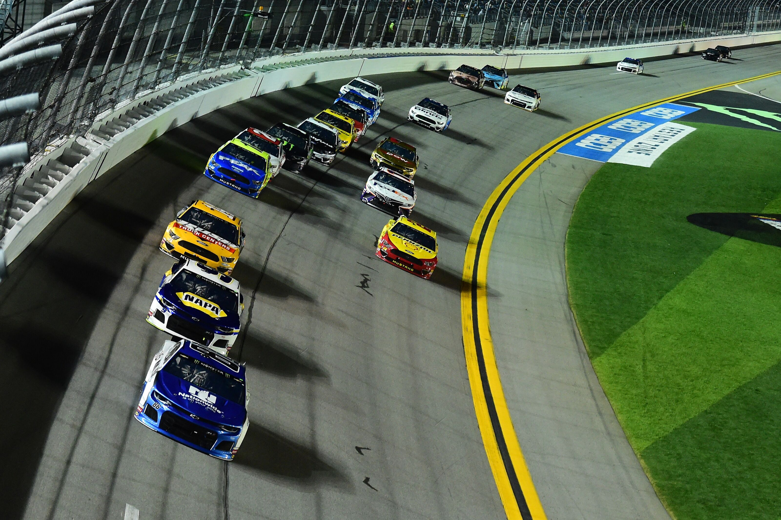 NASCAR: 3 drivers will be going home from 2020 Daytona 500 – Beyond the Flag