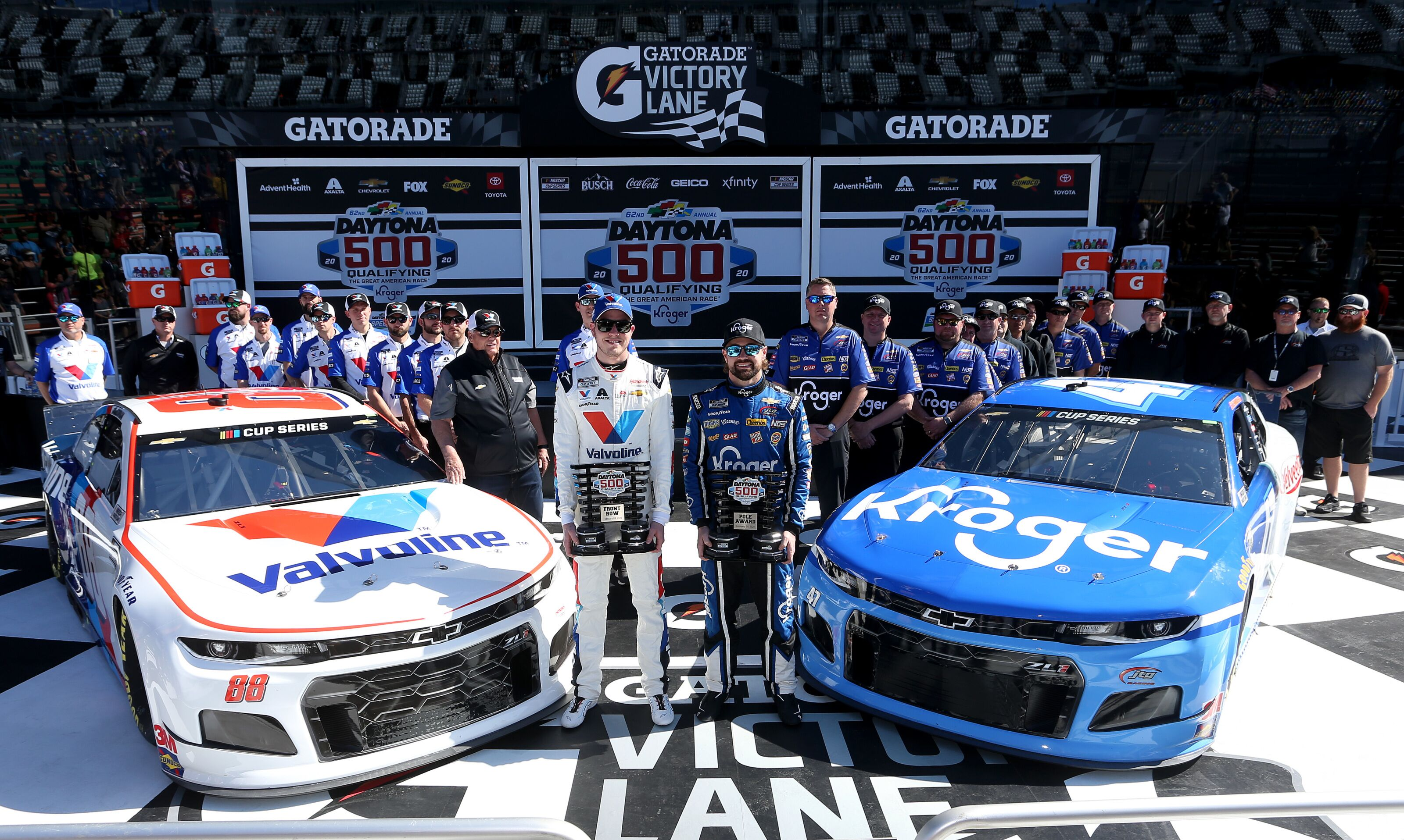 NASCAR: 38 cars failed Daytona 500 pre-qualifying inspection – Beyond the Flag