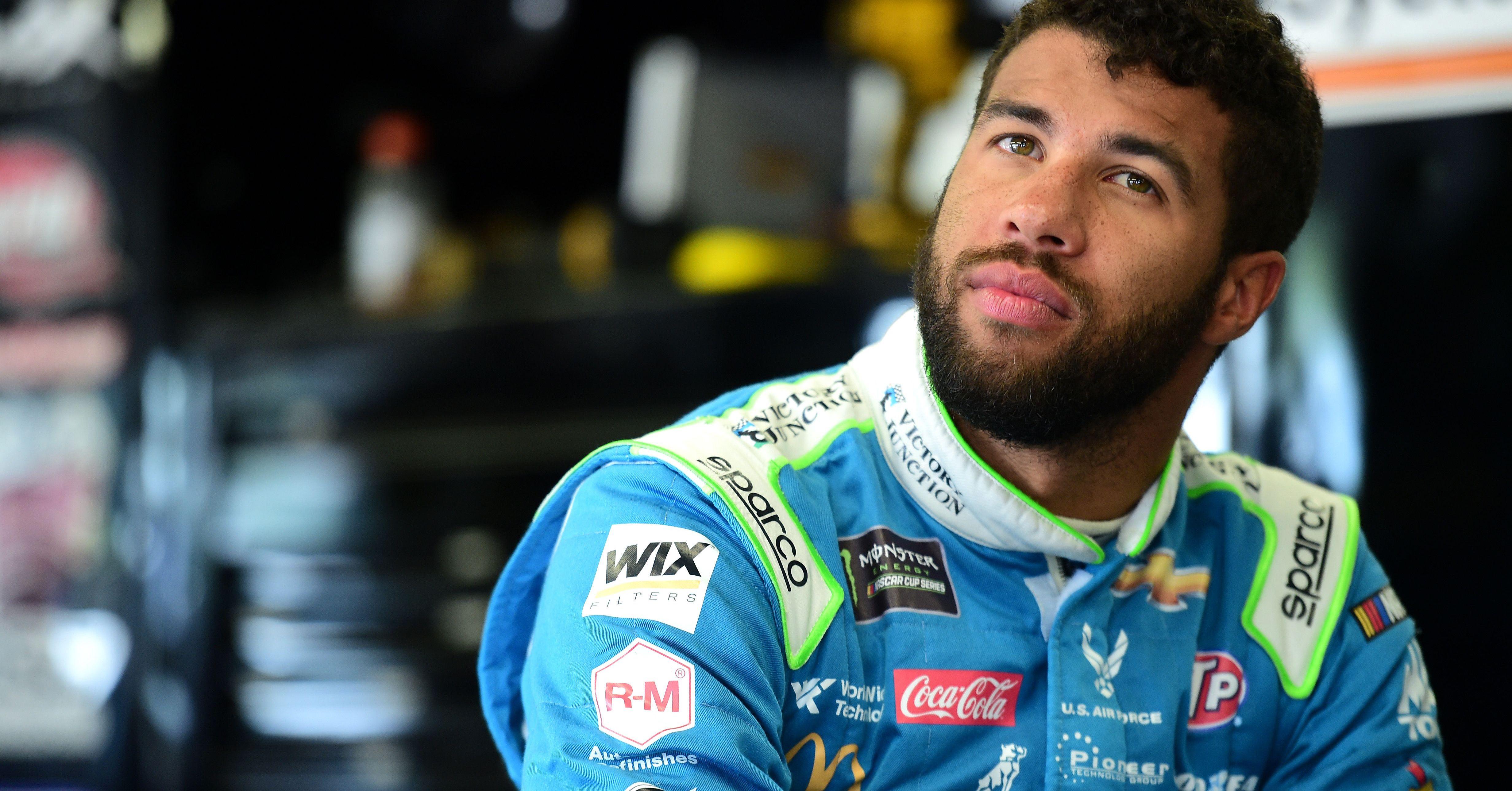 NASCAR Driver Bubba Wallace Will Have Kobe Bryant Tribute On His Daytona 500 Car – The Blast