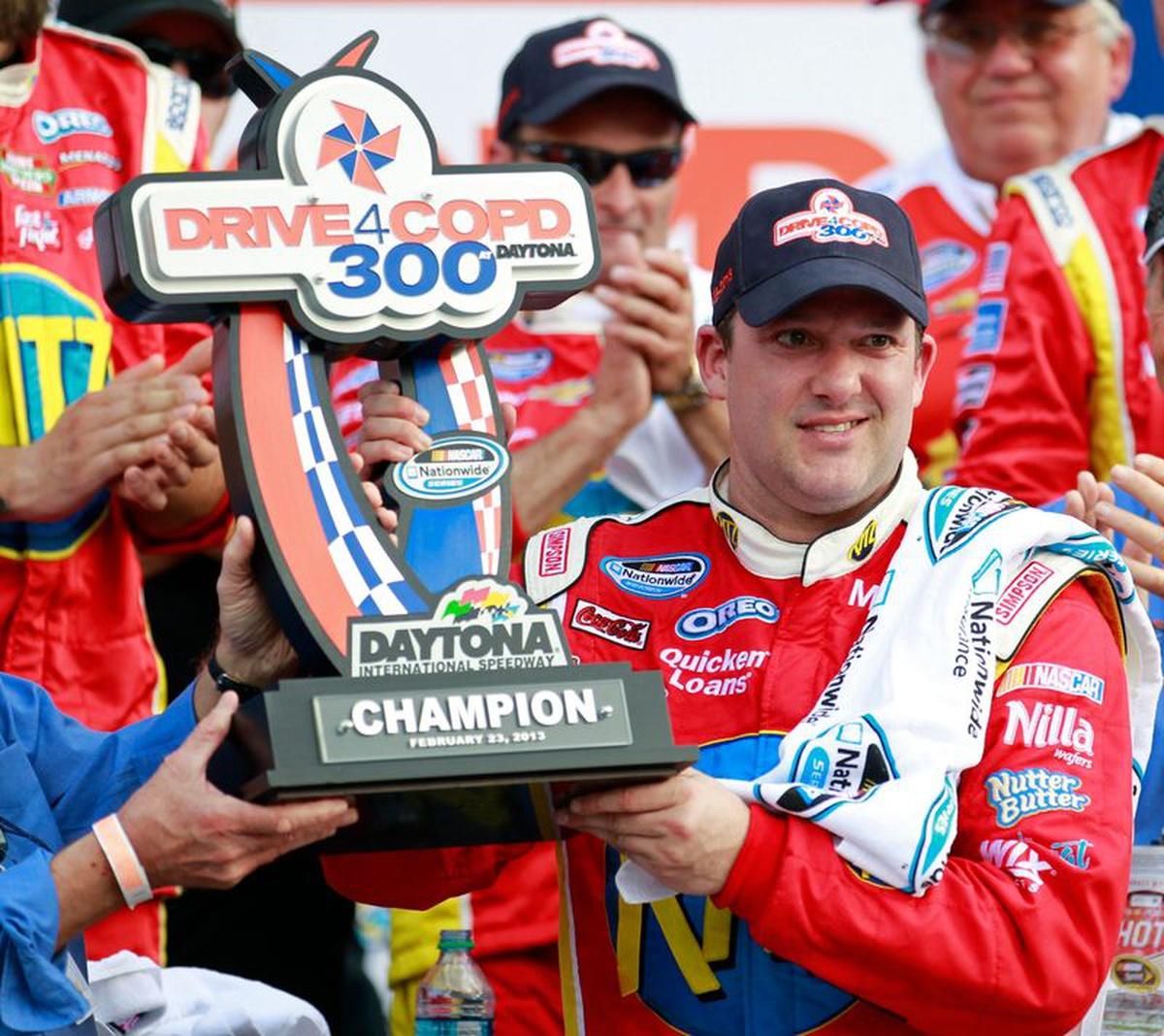 NASCAR Hall of Fame to honor Stewart's love of racing – WTVB News