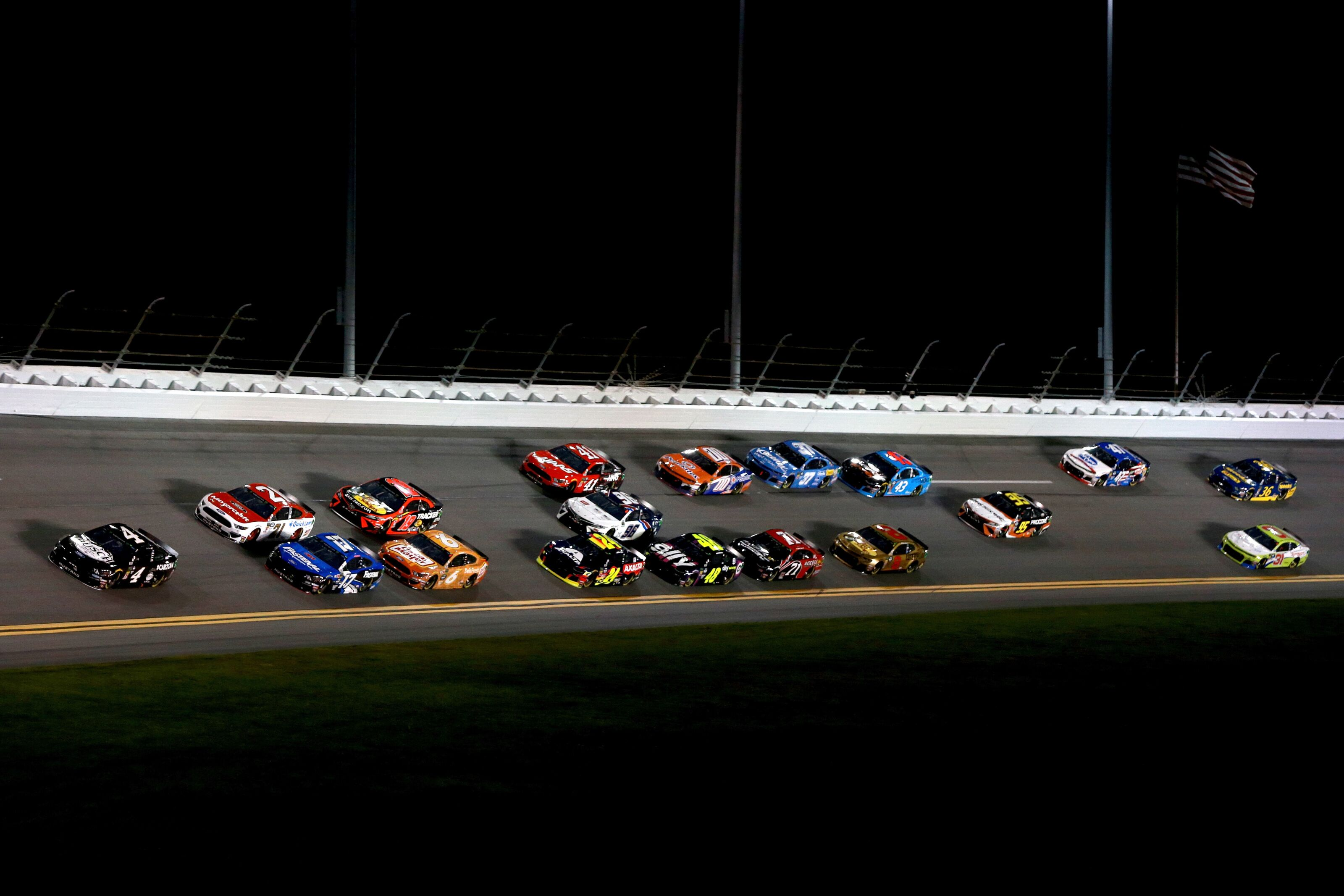 NASCAR: Notable omission from 2020 Daytona 500 entry list – Beyond the Flag