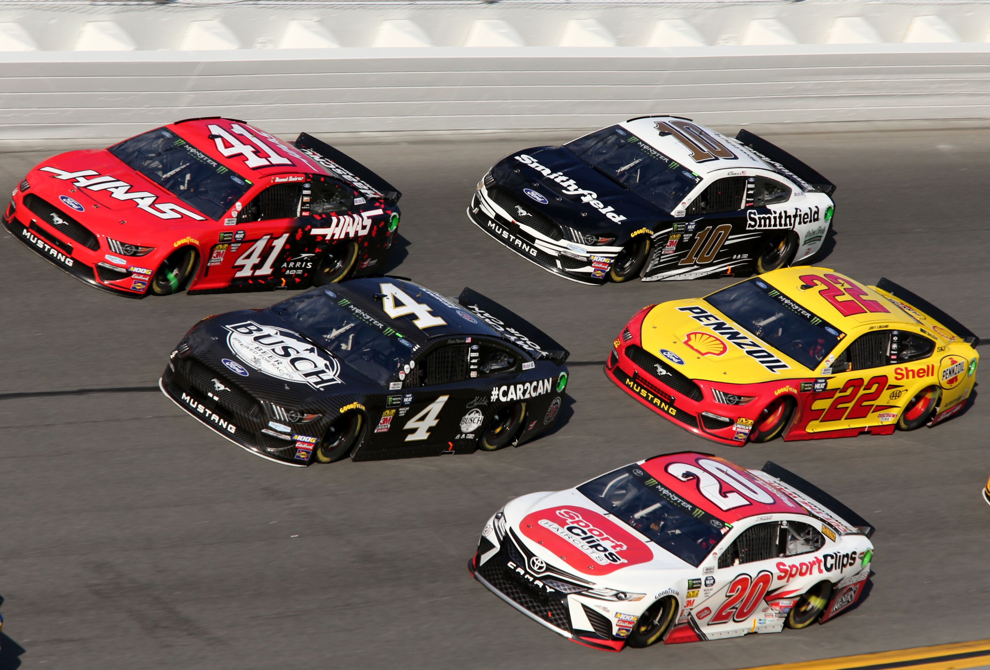 NASCAR: Updated look at the 2020 Daytona 500 entry list – Beyond the Flag