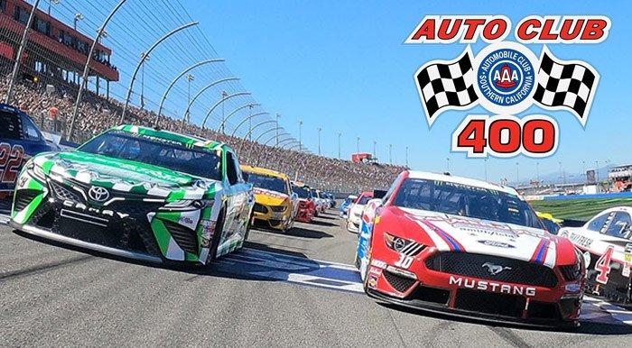 NASCAR's Auto Club 400 at Auto Club Speedway! – KTLA Los Angeles