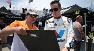 No. 88 Alex Bowman partners with Key Chevrolet Accessories – NASCAR
