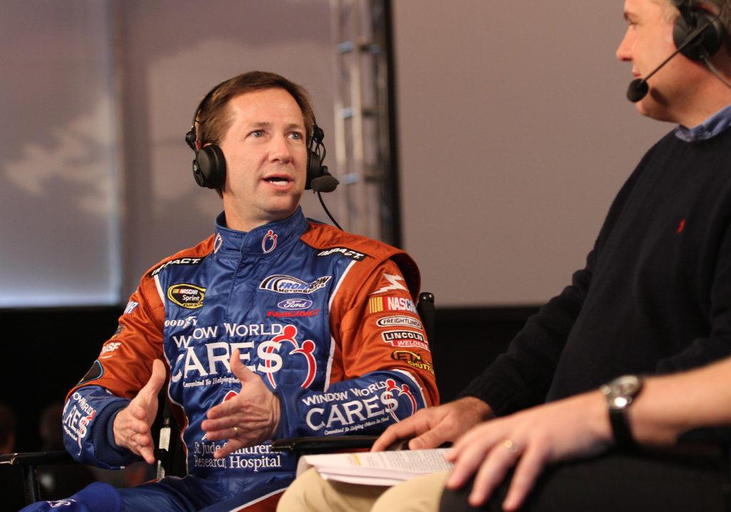 Race car driver John Andretti dies after cancer battle – WISHTV.com