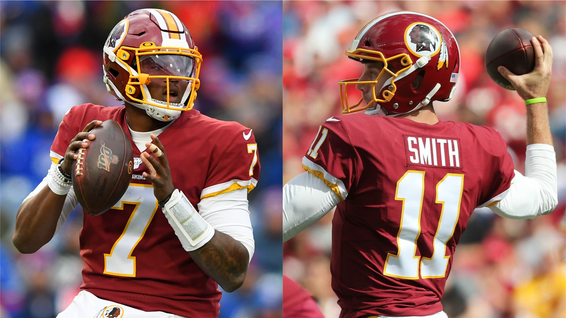 """Rivera doesn't want """"to forget"""" Alex Smith in potential QB competition – NBCSports.com"""