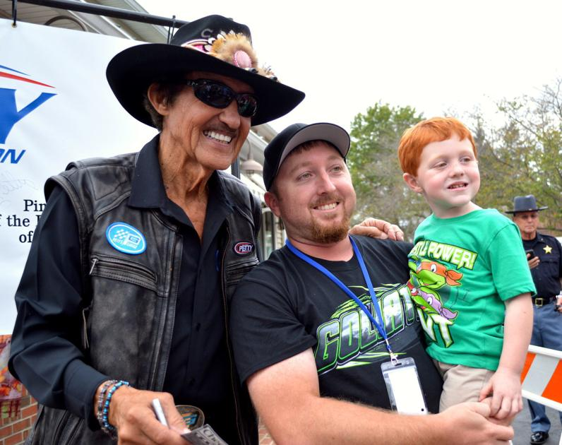 Richard Petty Set To Appear At Ridgely Car ShowNascar Fans - Ridgely car show